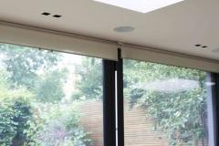 Patio doors in Wimbledon extension