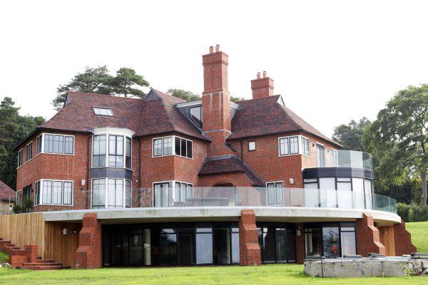 New Build House Near Farnham, Surrey